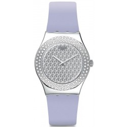 Swatch Ladies Watch Irony Medium Lovely Lilac YLS216