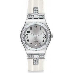 Swatch Ladies Watch Irony Medium Fancy Me YLS430