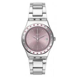 Swatch Ladies Watch Irony Medium Pinkaround YLS455G