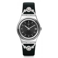 Swatch Ladies Watch Irony Medium Queen's Fashion YLS462