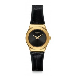 Buy Swatch Ladies Watch Irony Lady Nuit Blanche YSG156