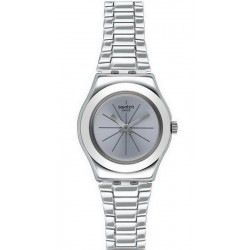Buy Swatch Ladies Watch Irony Lady Disco Time YSS298G