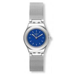 Buy Swatch Ladies Watch Irony Lady Twin Blue YSS299M