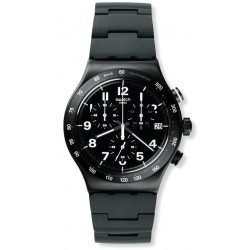 Swatch Men's Watch Irony Chrono Destination Manhattan YVB402G Chronograph