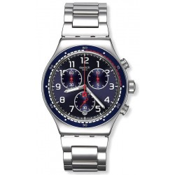 Swatch Men's Watch Irony Chrono Swatchour YVS426G Chronograph