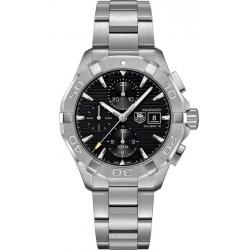 Tag Heuer Aquaracer Men's Watch CAY2110.BA0927 Automatic Chronograph