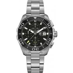 Tag Heuer Aquaracer Men's Watch CAY211A.BA0927 Automatic Chronograph