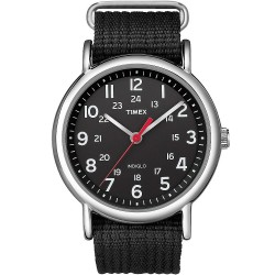 Timex Men's Watch Weekender T2N647 Quartz