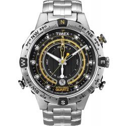 Buy Timex Men's Watch Intelligent Quartz Tide Temp Compass T2N738