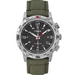 Buy Timex Men's Watch Intelligent Quartz Compass T2P286