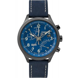 Buy Timex Men's Watch Intelligent Quartz T Series Fly Back Chronograph T2P380