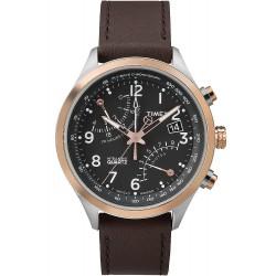 Buy Timex Men's Watch Intelligent Quartz Fly-Back Chronograph TW2P73400