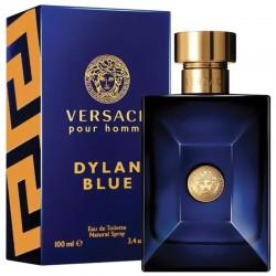 Versace Pour Homme Dylan Blue Perfume for Men Eau de Toilette EDT Vapo 100 ml