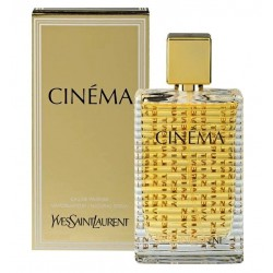 Yves Saint Laurent Cinema Perfume for Women Eau de Parfum EDP Vapo 50 ml