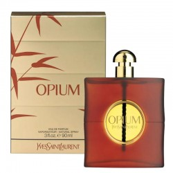 Yves Saint Laurent Opium Perfume for Women Eau de Parfum EDP Vapo 90 ml