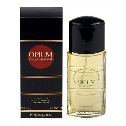 Yves Saint Laurent Opium Perfume for Men Eau de Toilette EDT Vapo 100 ml