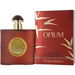 Yves Saint Laurent Opium Perfume for Women Eau de Toilette EDT Vapo 50 ml