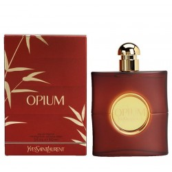 Yves Saint Laurent Opium Perfume for Women Eau de Toilette EDT Vapo 90 ml